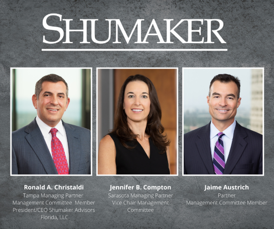 Shumaker Names New Leadership Members