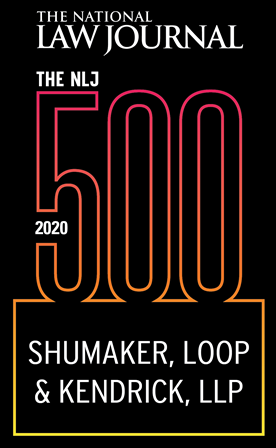Shumaker Ranked in National Law Journal's Annual List