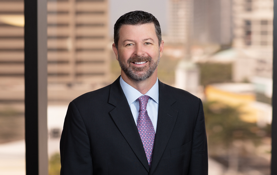 Shumaker Bolsters its Litigation Team with the Addition of Jeffrey M. Guy